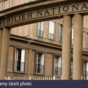 Le site du Mobilier National
