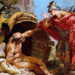 Diogène ou la frugalité heureuse