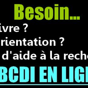 Le BCDI prend la toile...