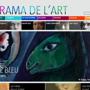 Site : Panorama de l'Art