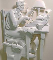 Créatures de papier